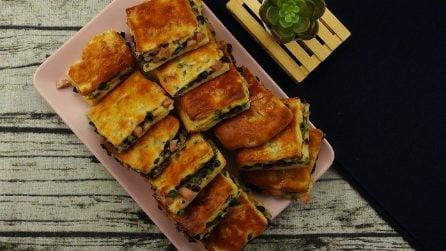 Panini ripieni al prosciutto: la ricetta per feste e buffet di compleanno!