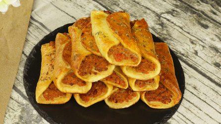 Cannoli di carne: l'idea perfetta per un antipasto pieno di sapore!