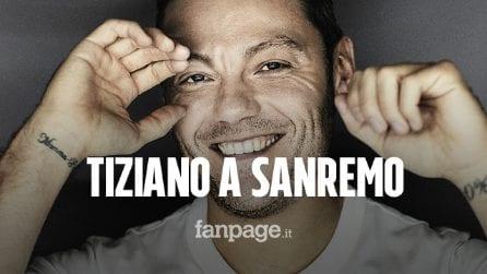 """Tiziano Ferro a Sanremo 2020, parla il manager: """"Ne stiamo parlando, ma non sarà il co-conduttore"""""""