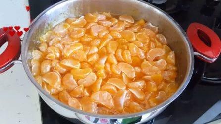 Marmellata di mandarini: la ricetta per farla in casa