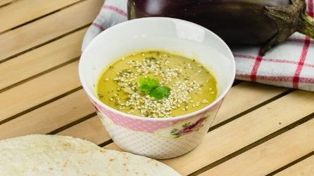 How to make baba ganoush recipe at home!