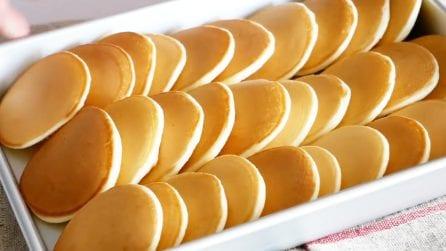 Mini pancakes: la ricetta semplice, veloce e soffice