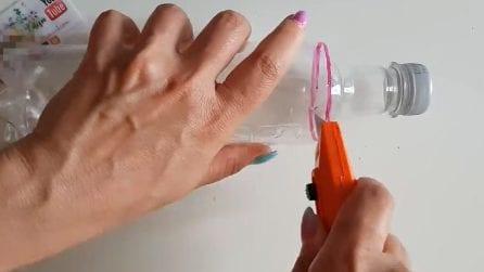 Tre idee originali per riciclare bottiglie e contenitori di plastica
