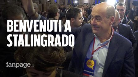 "Regionali Emilia-Romagna. I militanti del Pd: ""Questa è la nostra battaglia di Stalingrado"""