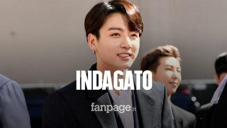 Indagato Jungkook dei BTS: ecco cosa avrebbe fatto il membro della band coreana