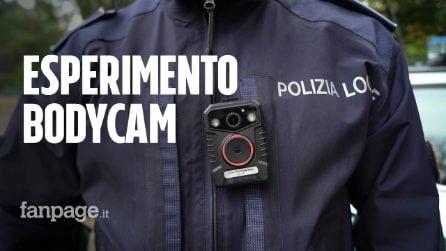 """Milano, bodycam sulla divisa degli agenti di polizia locale: """"Proteggeranno dalle aggressioni"""""""