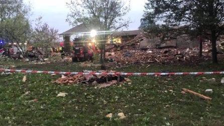 """Alessandria, l'audio dei vigili del fuoco: """"Volevano la strage, è un attentato"""""""