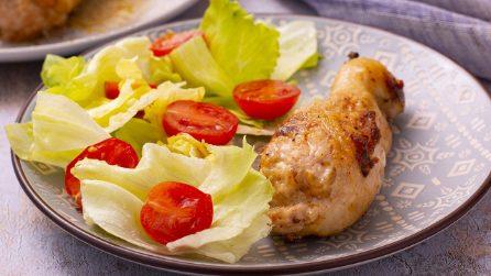Coscette di pollo ripiene: un'idea facile e sfiziosa per una cena piena di sapore!