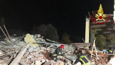 """Esplosione Alessandria, la telefonata del carabiniere ferito: """"Siamo morendo"""""""