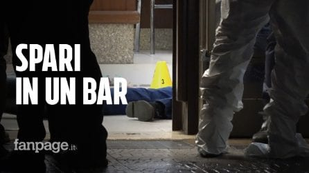Roma, rapina e spari in un bar, morto un rapinatore. I testimoni: 'Colpito dal complice'