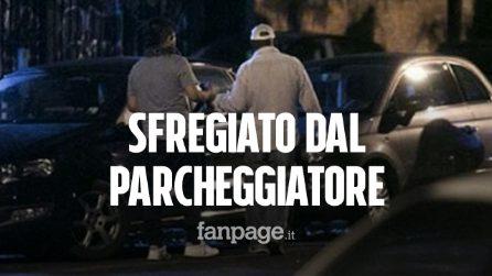 Si rifiuta di pagare, parcheggiatore abusivo lo sfregia: 24enne rimane sfigurato