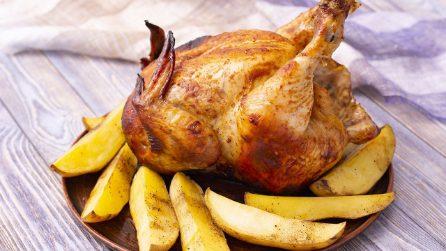 Pollo alla birra con patate: il piatto perfetto per una cena squisita e facile da preparare!