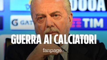 """Napoli, la società minaccia cause ai calciatori: """"Pronti a tutelarci, pieni poteri ad Ancelotti"""""""