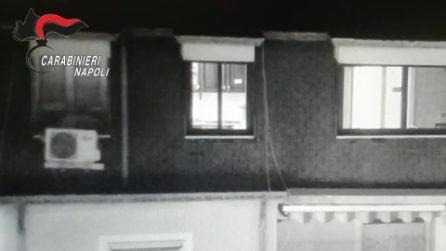 Melito, latitante tenta di scappare sui tetti per sfuggire ai carabinieri: arrestato