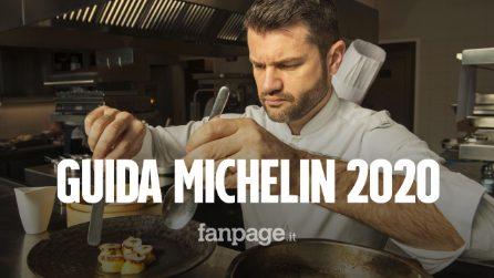 Guida Michelin, trionfa lo chef Enrico Bertolini: ecco i ristoranti 3 Stelle del 2020