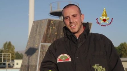"""Marco Triches, pompiere morto nella tragedia di Alessandria: """"È un sogno, voglio salvare le persone"""""""