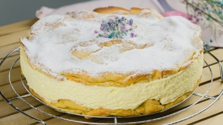 Karpatka: how to make at home a delicious cream-filled Polish cake!