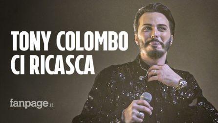 """Tony Colombo, nuovo concerto non autorizzato nel centro di Napoli: """"Non succederà più"""""""