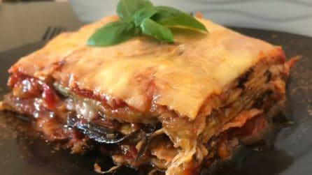 Parmigiana di melanzane: la ricetta semplice e gustosa