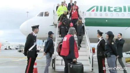 Tornato in Italia Alvin, portato via dalla mamma adepta dell'Isis