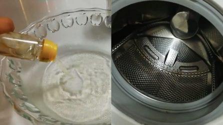 Come pulire la lavatrice in maniera efficace e naturale