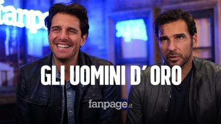 Gli uomini d'oro, Giampaolo Morelli ed Edoardo Leo rispondono ai commenti al trailer del film