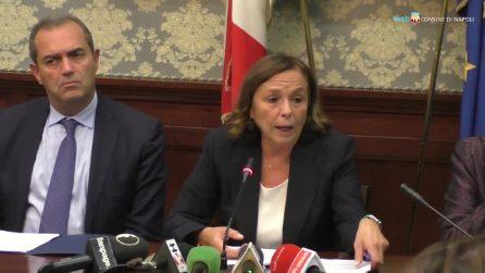 """La ministra Lamorgese: """"Nel 2020 più forze dell'ordine a Napoli"""""""