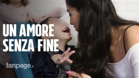 """Dylan, il bimbo cieco e paraplegico e il coraggio di mamma Veronica: """"Condividiamo l'impossibile"""""""