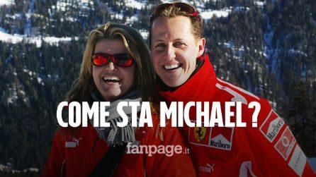 Come sta Michael Schumacher? La moglie Corinna rompe il silenzio: le condizioni dell'ex Ferrari