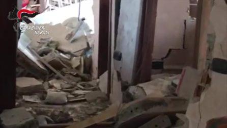 Esplosione in palazzina nel Napoletano, arrestato 23enne