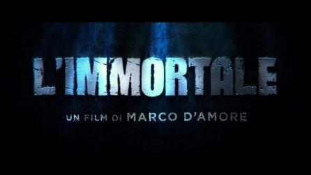 L'Immortale: il teaser trailer del film di e con Marco D'Amore