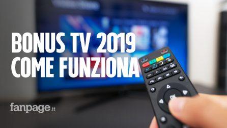 Arriva il Bonus Tv: cos'è, chi può richiederlo e quanto si risparmia