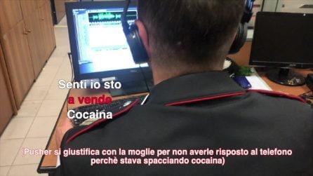 """Tor Bella Monaca, le intercettazioni dei pusher: """"Non posso venì, sto a vende cocaina"""""""