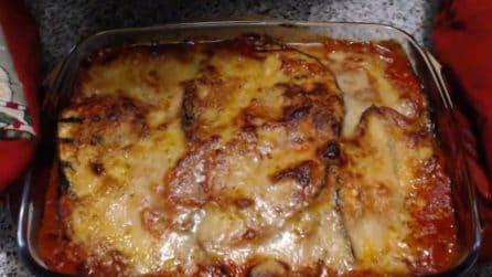 Parmigiana di melanzane grigliate: la ricetta del contorno delizioso