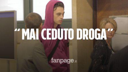 """Milano, il trapper DrefGold a processo: """"Mai ceduto droga, fumo da solo"""""""