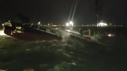 Venezia è sott'acqua: situazione critica