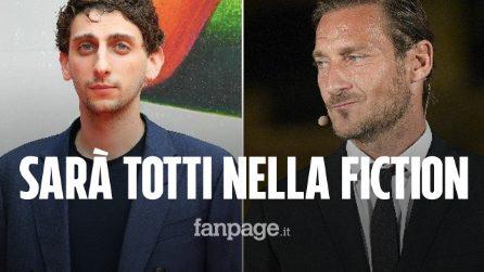 """Un Capitano, la fiction ispirata alla vita di Francesco Totti: Pietro Castellitto sarà il """"pupone"""""""