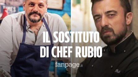"""Chef Rubio, l'addio a Discovery con """"Camionisti in trattoria"""": ecco chi potrebbe essere il sostituto"""