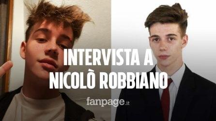 """Il Collegio 4, Nicolò Robbiano: """"Sogno di diventare un dj. Maggi il mio prof preferito"""""""
