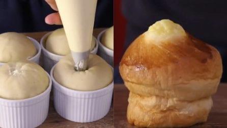 Brioche alla vaniglia: alte, soffici e golosissime
