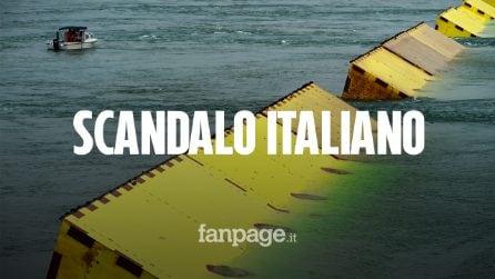 Acqua alta a Venezia, lo scandalo Mose: l'opera incompleta da 7 miliardi a protezione della Laguna