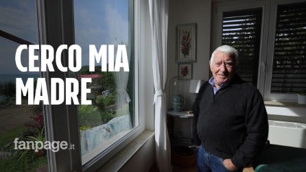"""La storia di nonno Mario, 88 anni, adottato da piccolo: """"Cerco la mia mamma biologica"""""""