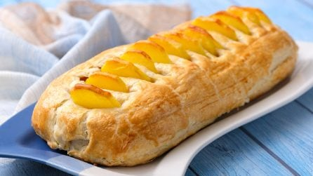 Puff pastry and potato cake: an easy recipe for an amazing result!