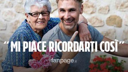 """Raoul Bova in lutto, morta la mamma Rosa: """"Mi piace ricordarti così mammina mia"""""""