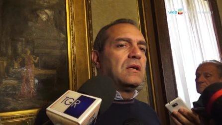 """Sardine in piazza a Napoli, De Magistris: """"Se ci sarò, sarò un semplice cittadino come tanti"""""""
