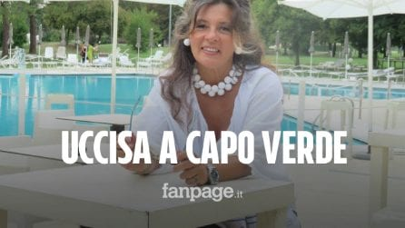 Capo Verde, italiana uccisa nel suo B&B: il corpo di Marilena ritrovato nel serbatoio dell'acqua