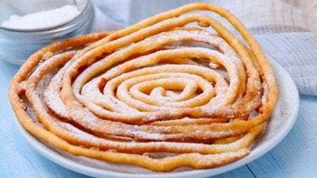 Strauben: a sweet treat to try right now!