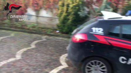 Giugliano, arrestato latitante vicino al clan Mallardo: rapinava banche a Milano