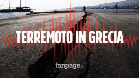 Terremoto in Grecia: scossa di magnitudo 6.0 a Creta, avvertita anche in Puglia e Calabria