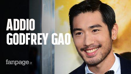 """Godfrey Gao è morto durante un reality, le sue ultime parole: """"Non riesco a continuare"""""""
